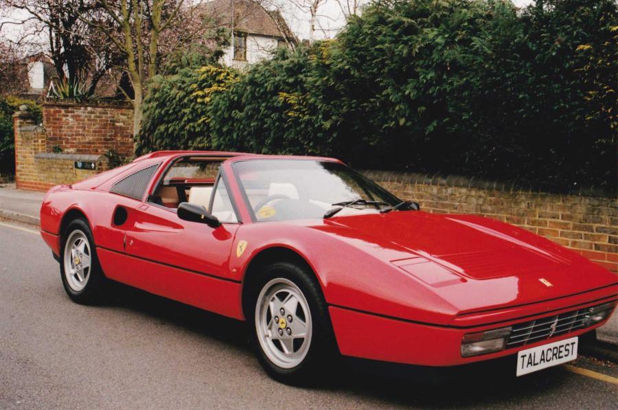 1990 Ferrari 328 GTS-84,000 miles