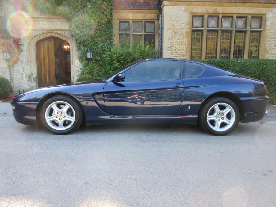 SOLD-ANOTHER REQUIRED 1995 Ferrari 456 GT