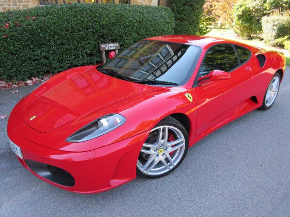 2005 Ferrari F430 F1-9,400 miles