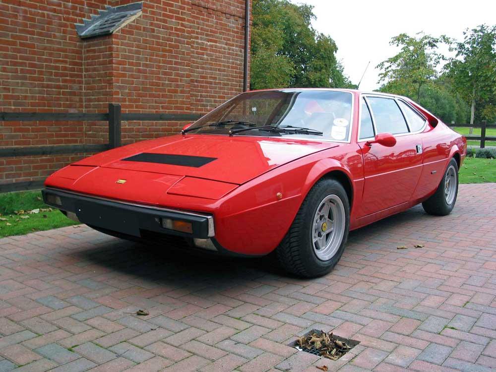 1975 Ferrari 308 GT4-�14,990