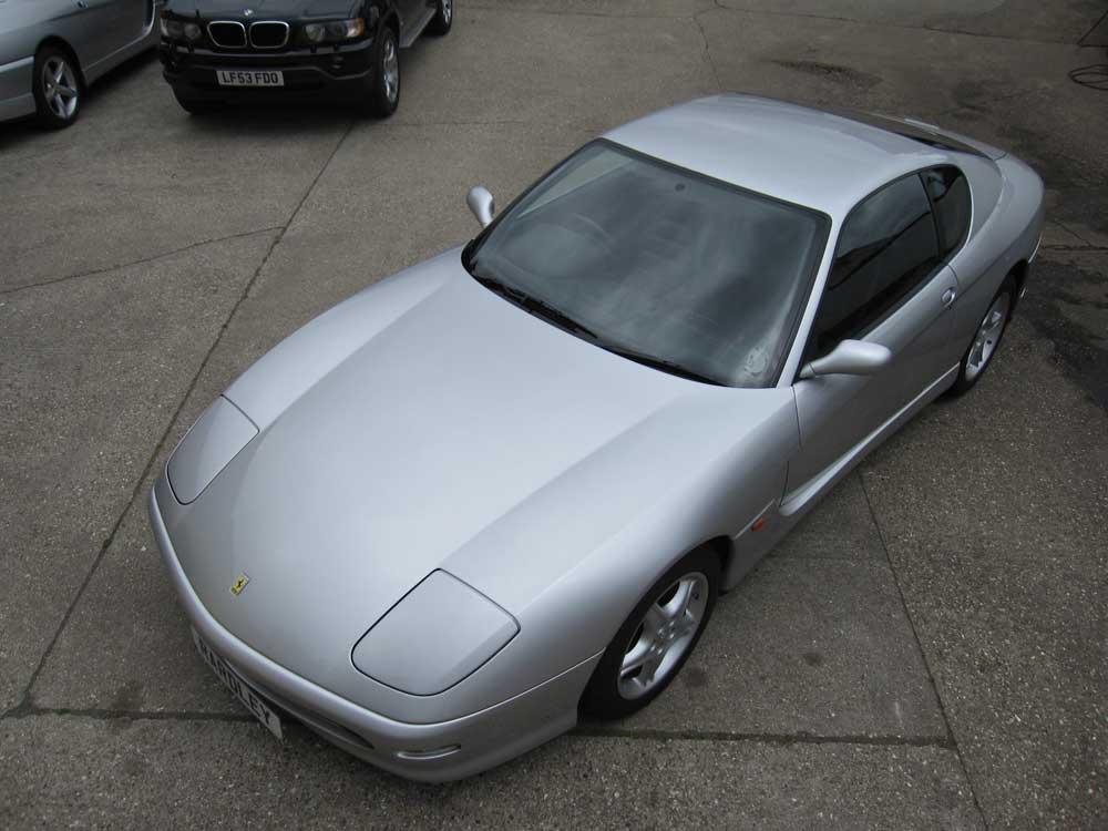 2002 Ferrari 456 M GTA -20,000 miles