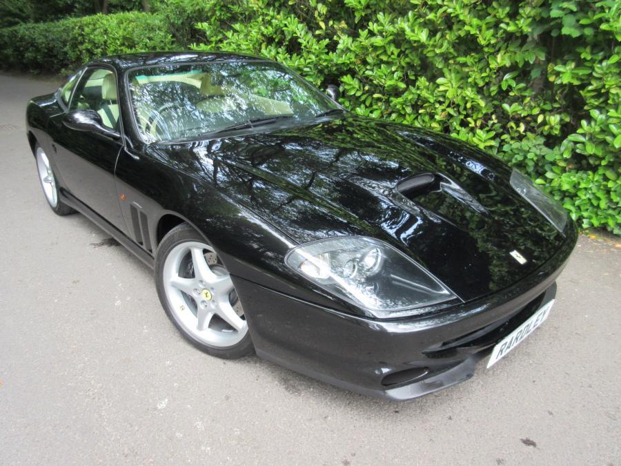 Ferrari 550 Maranello -One of 30-just 20,000 miles