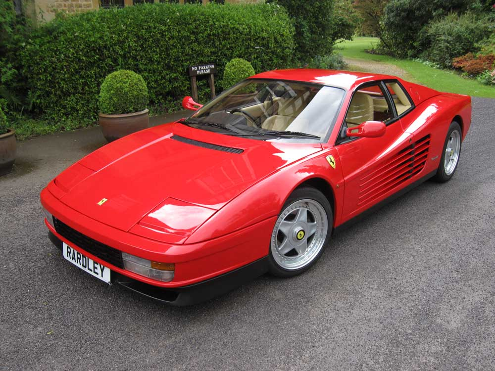 1991 Testarossa -Last owner 18 years