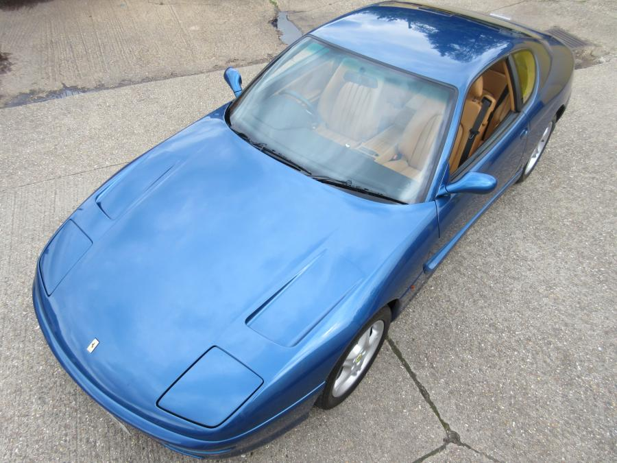 1995 Ferrari 456 GT -Two owners / 31,800 miles