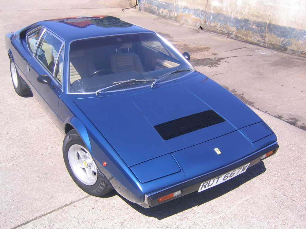 1981 Ferrari 308 GT4 -SOLD-ANOTHER REQUIRED