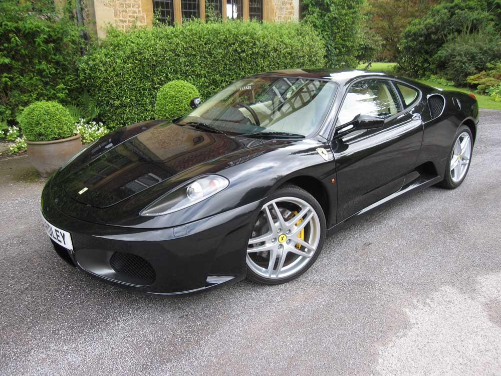 2008 Ferrari 430 Modena F1 -9,100 miles