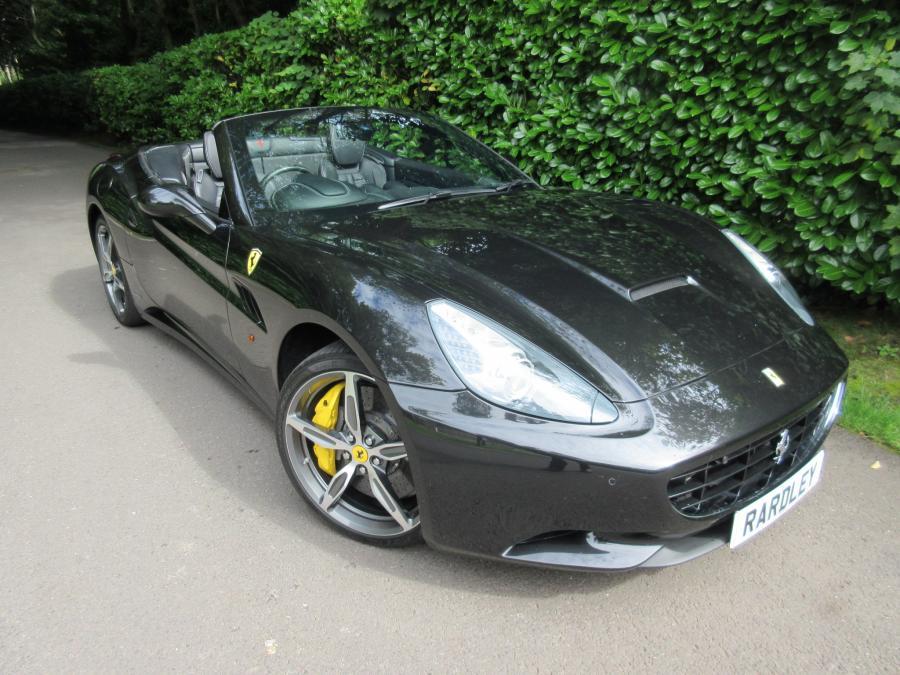 "2012 Ferrari California ""30"" 2+2 -One of 65"