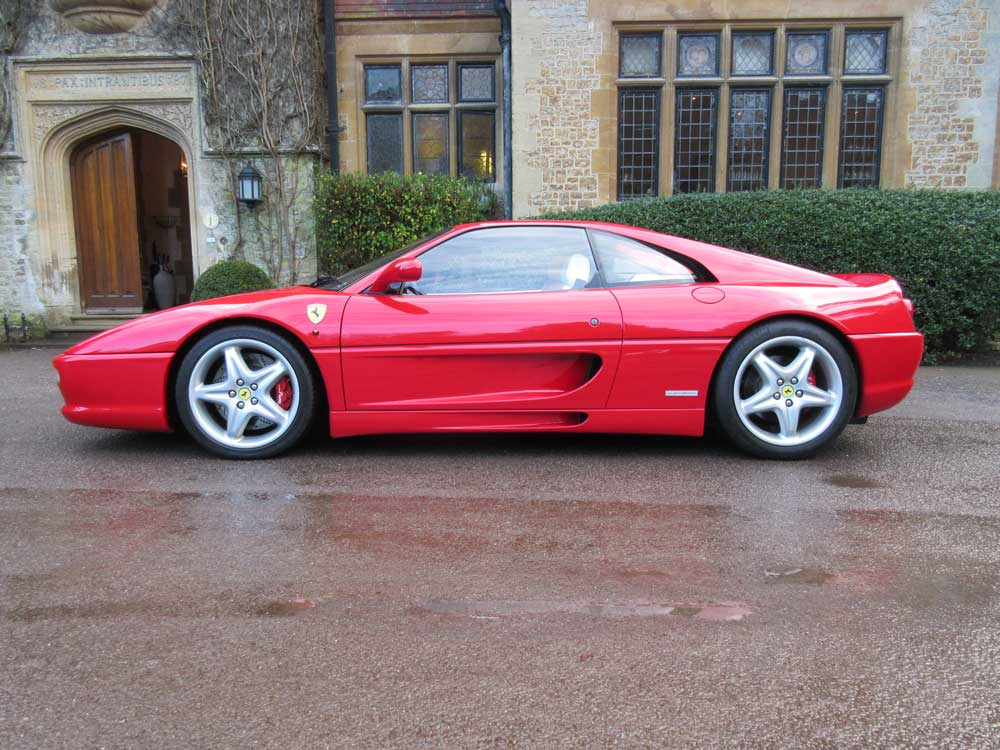 SOLD-ANOTHER REQUIRED Ferrari 355 Berlinetta