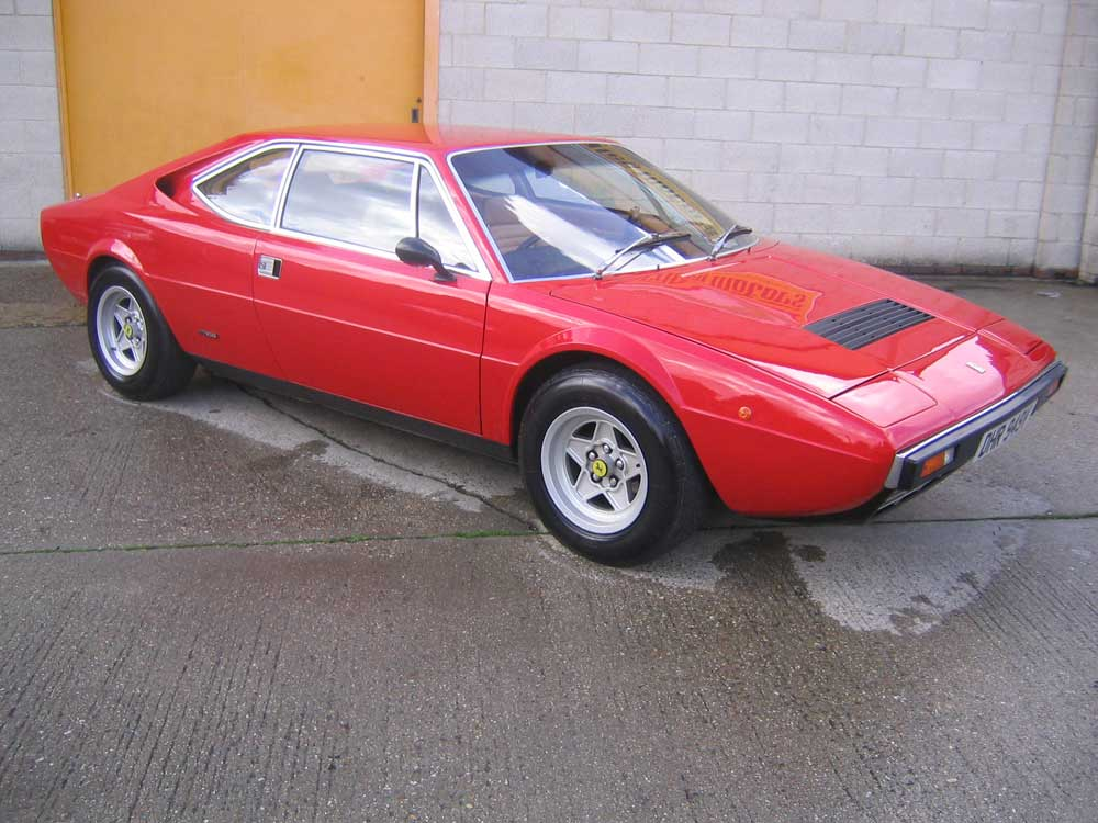 1979 308 GT4 sold to Japan