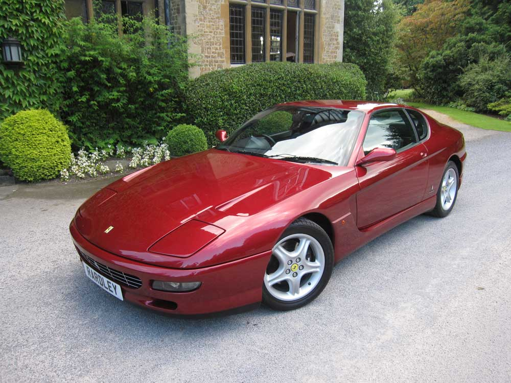 WANTED Ferrari 456 GT