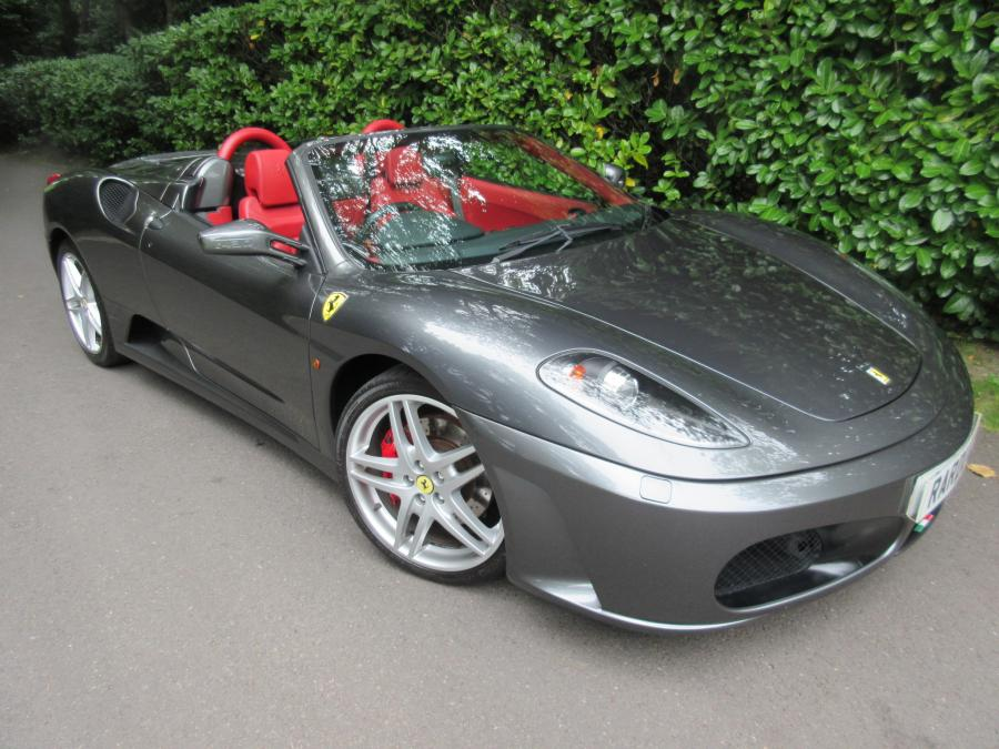 2005 Ferrari 430 Spider manual -One of 11