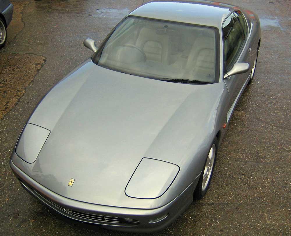 2001 Ferrari 456 M GTA