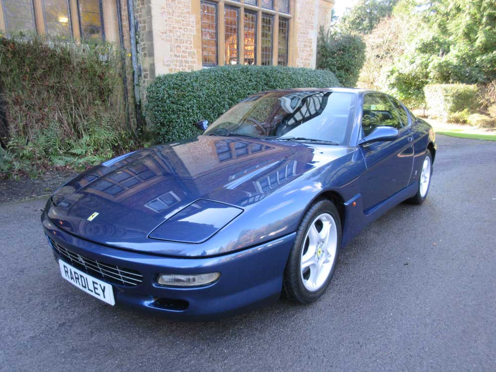 1995 Ferrari 456 GT-one of only 141 UK cars