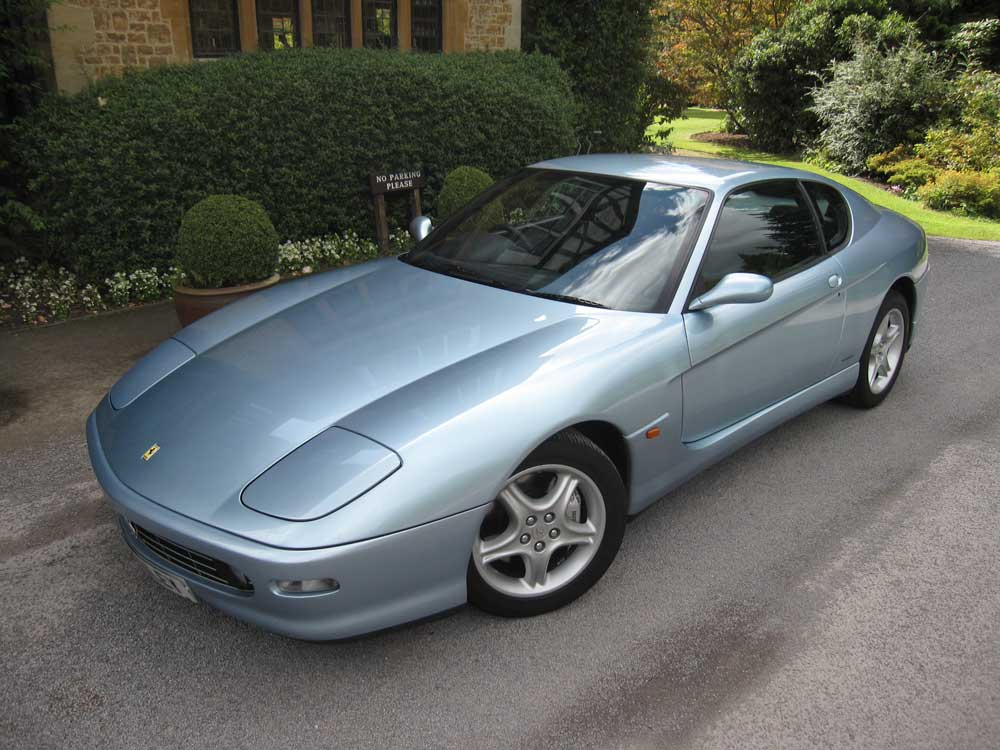 1999 Ferrari 456 M GT six speed manual