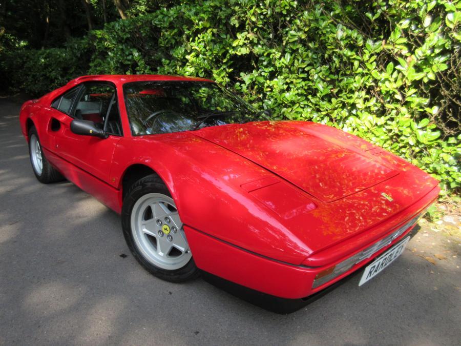 1987 Ferrari 328 GTB -Non ABS with 12,000 miles