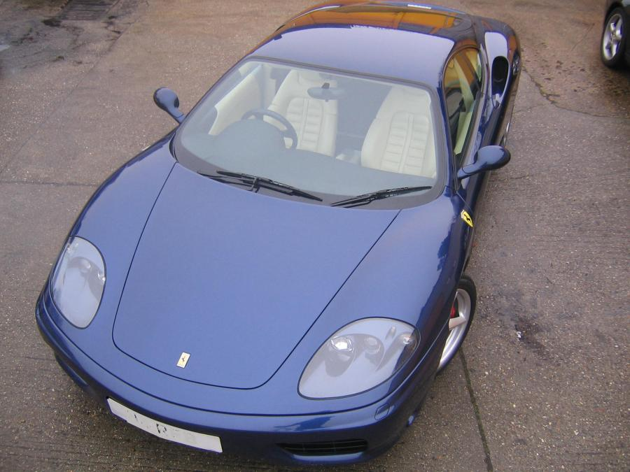 2000 Ferrari 360 Modena six speed manual
