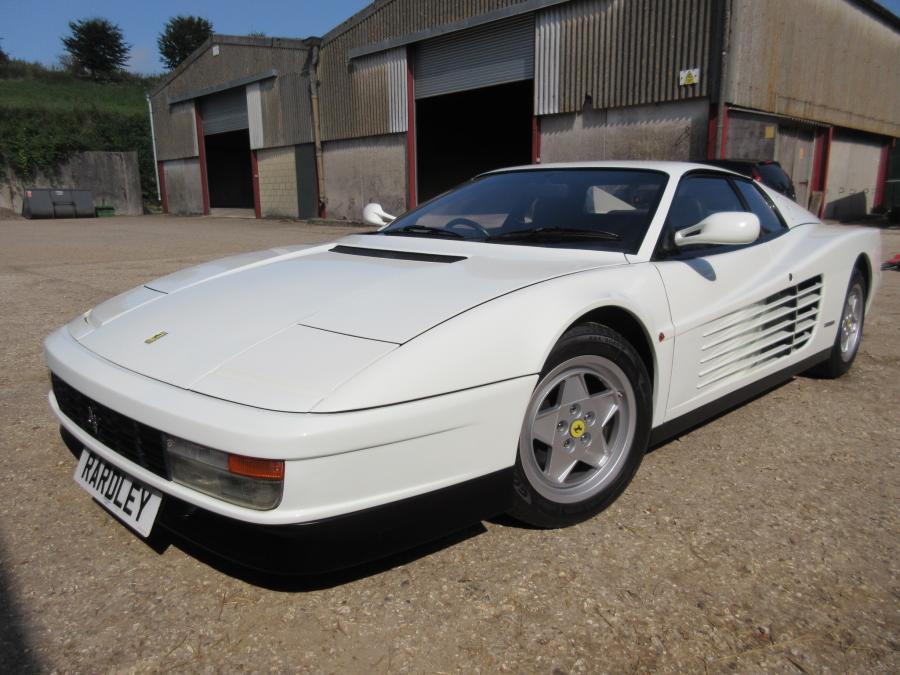 1991 Ferrari Testarossa -one of just five