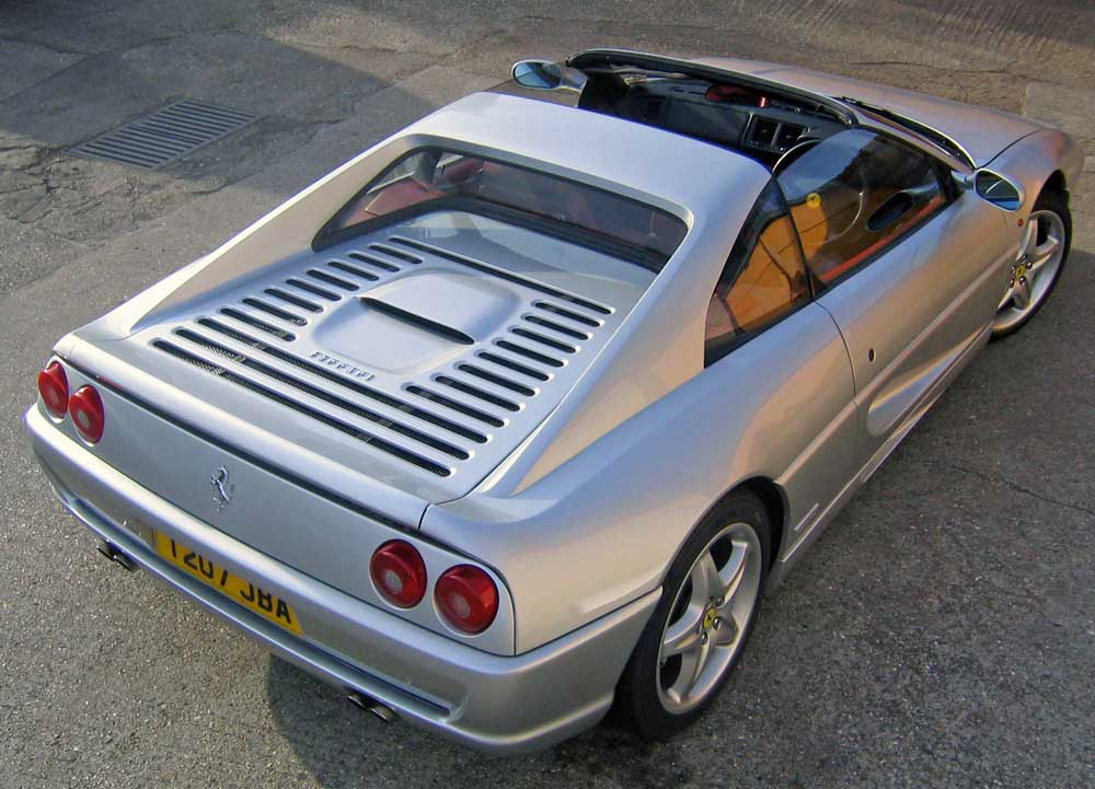 1999 Ferrari 355 GTS Spoken for-Another required