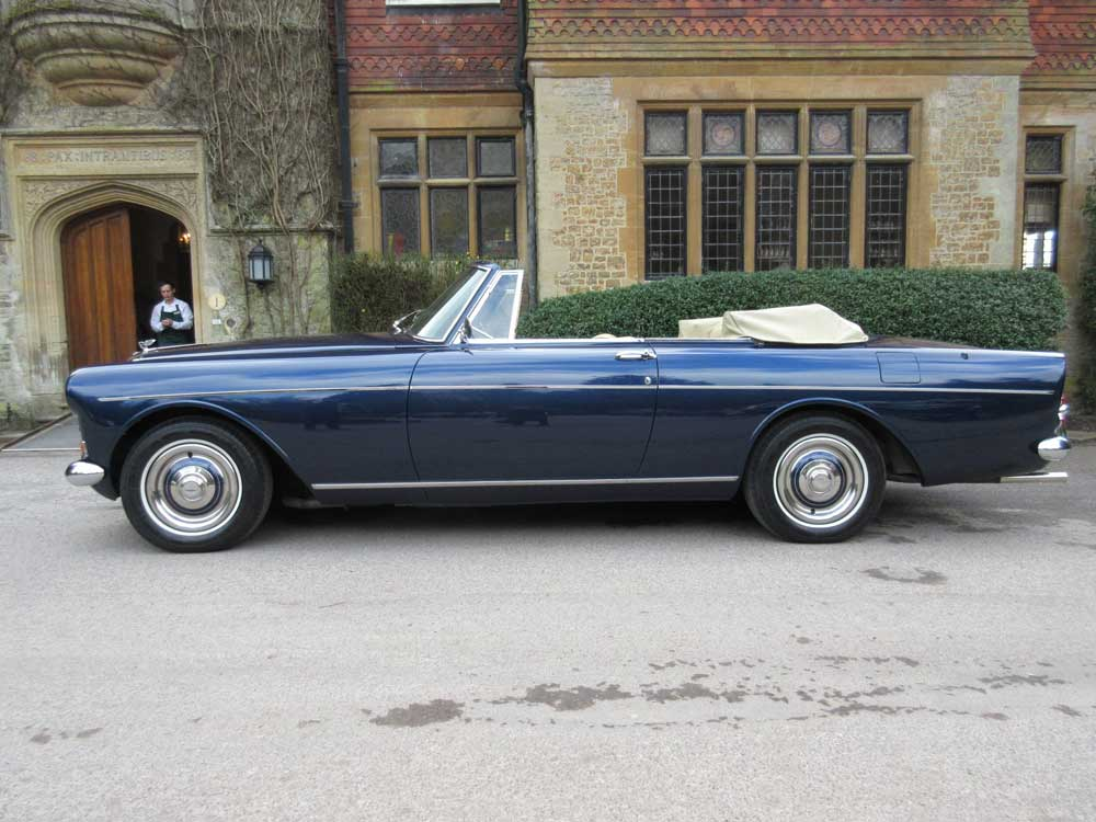 1965 Bentley S3 Continental DHC