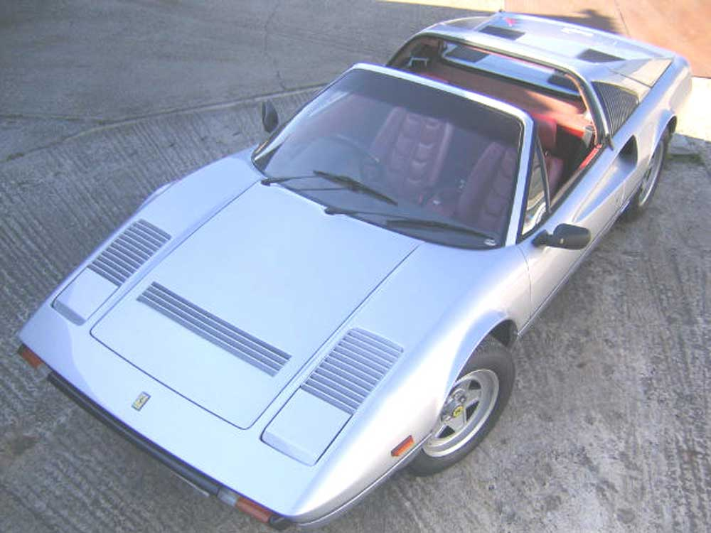 1984 308 GTS QV-33,000 miles