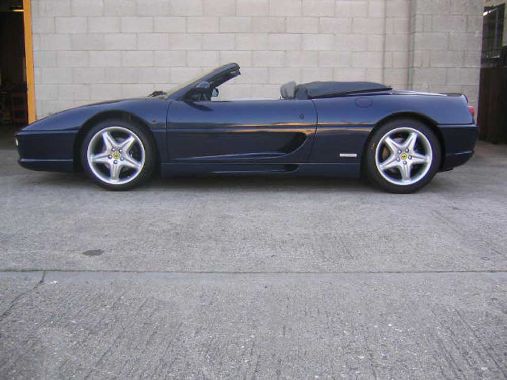 1996 Ferrari 355 Spider-Spoken for-Another urgently required.