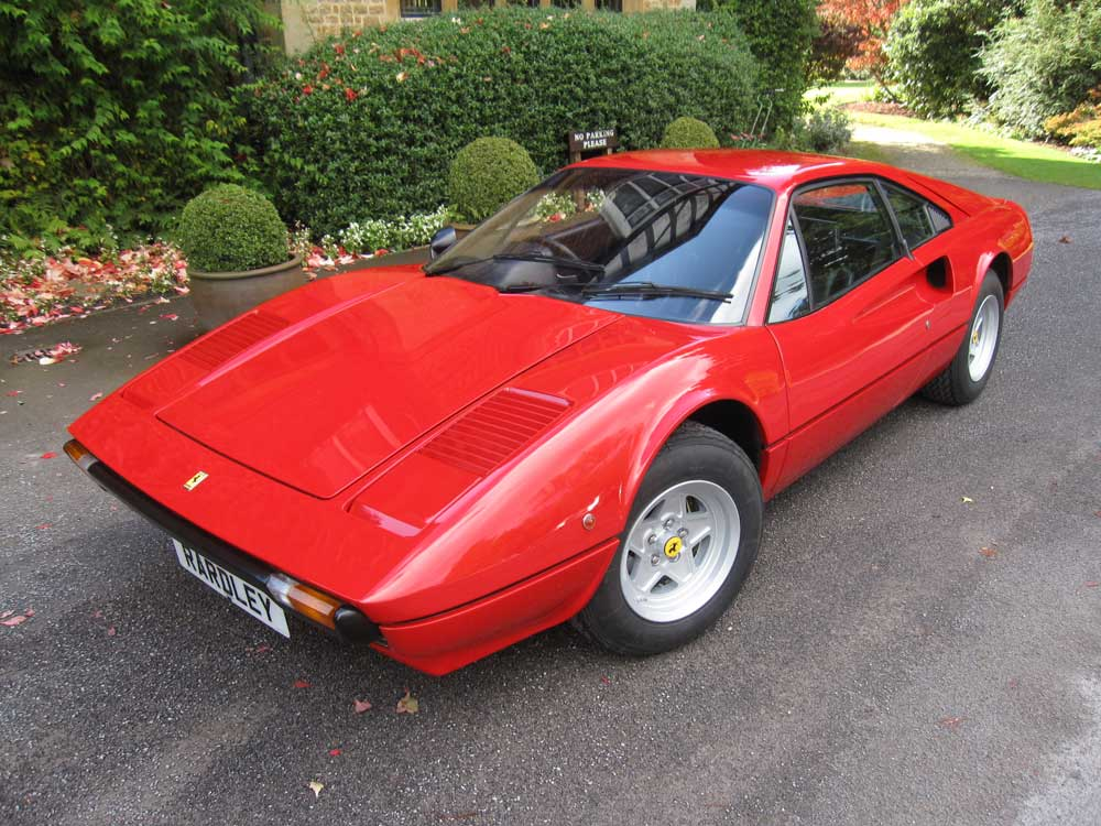 1976 Ferrari 308 GTB in Fibreglass