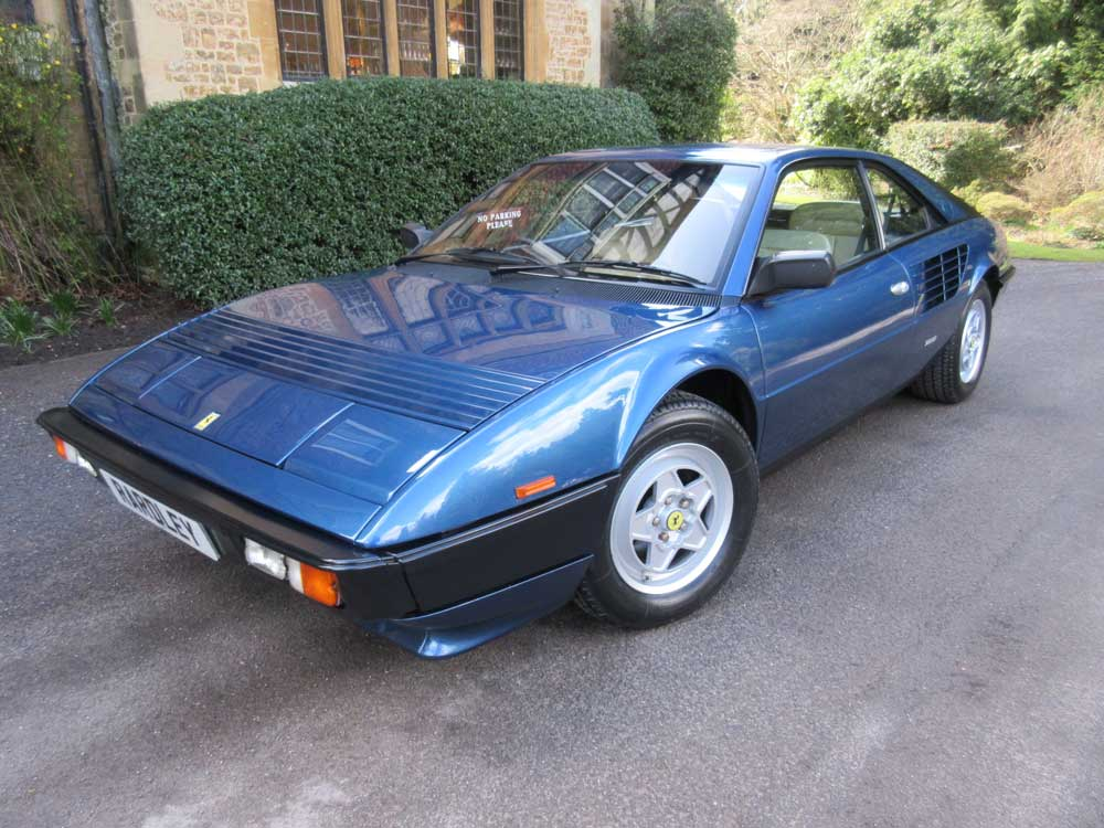 1985 Ferrari Mondial QV-One of 152 UK cars