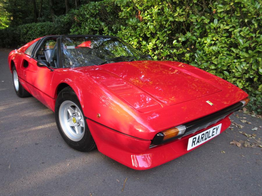 1980 Ferrari 308 GTS-One of 87