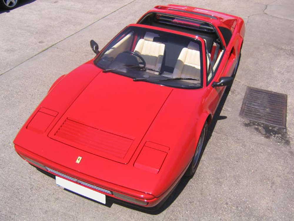 1988 (1989 model) Ferrari 328 GTS