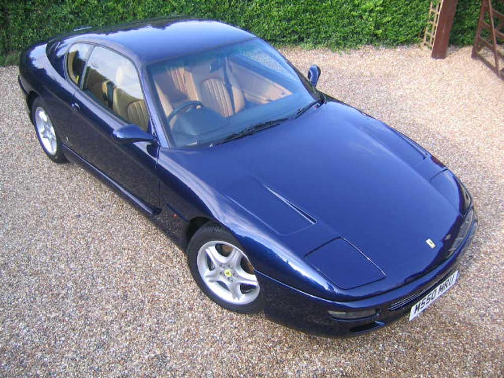 1994 Ferrari 456 GT-Ex Nigel Mansell