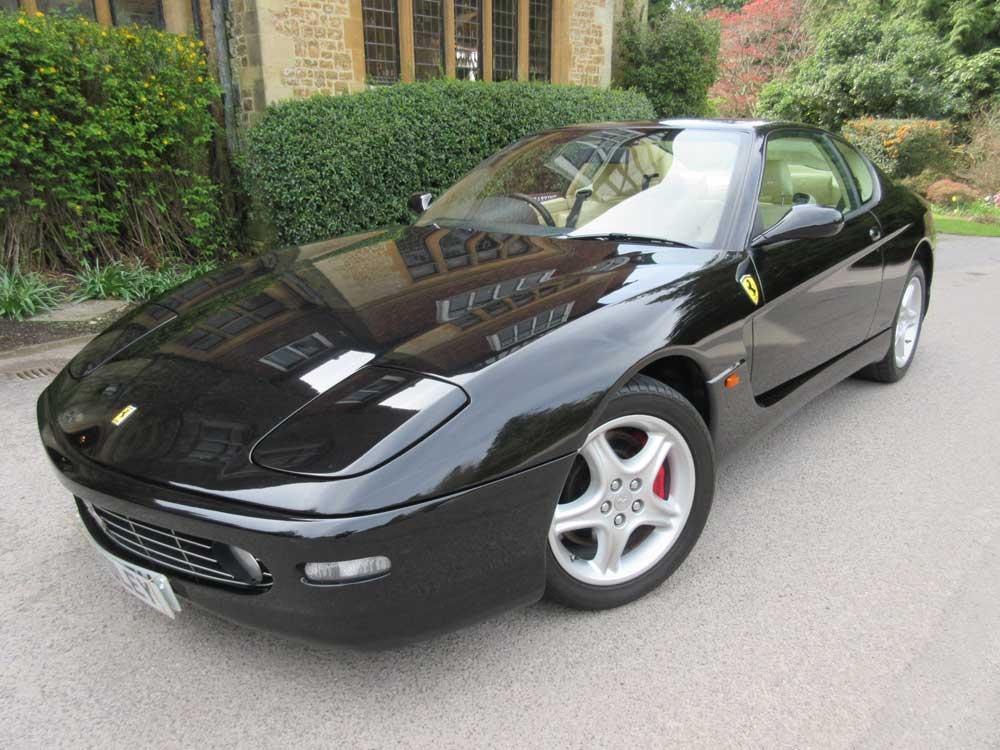 2002 Ferrari 456 M GTAutomatic