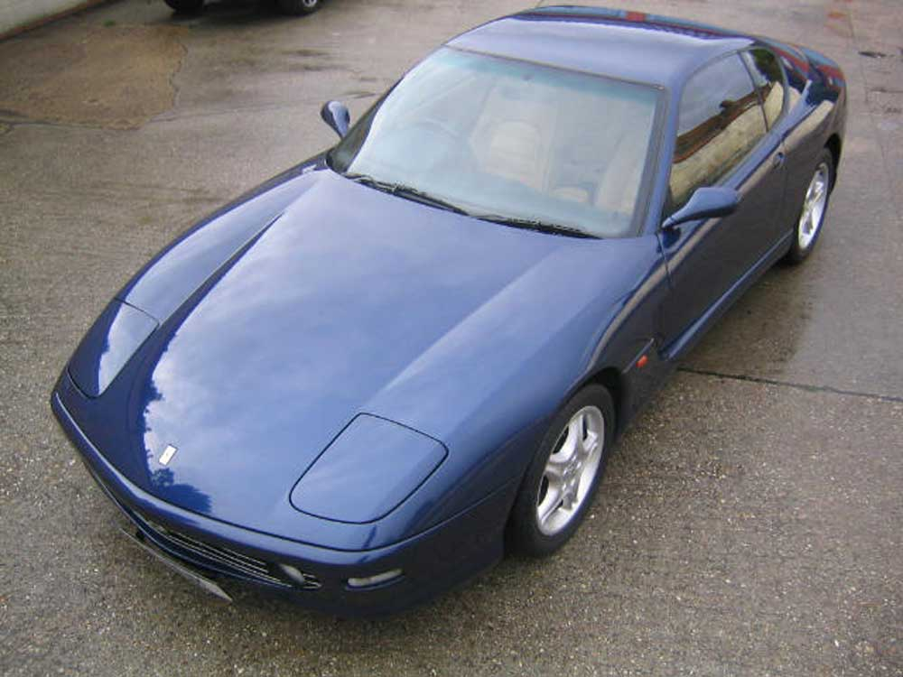 1998 Ferrari 456 M GTautomatic