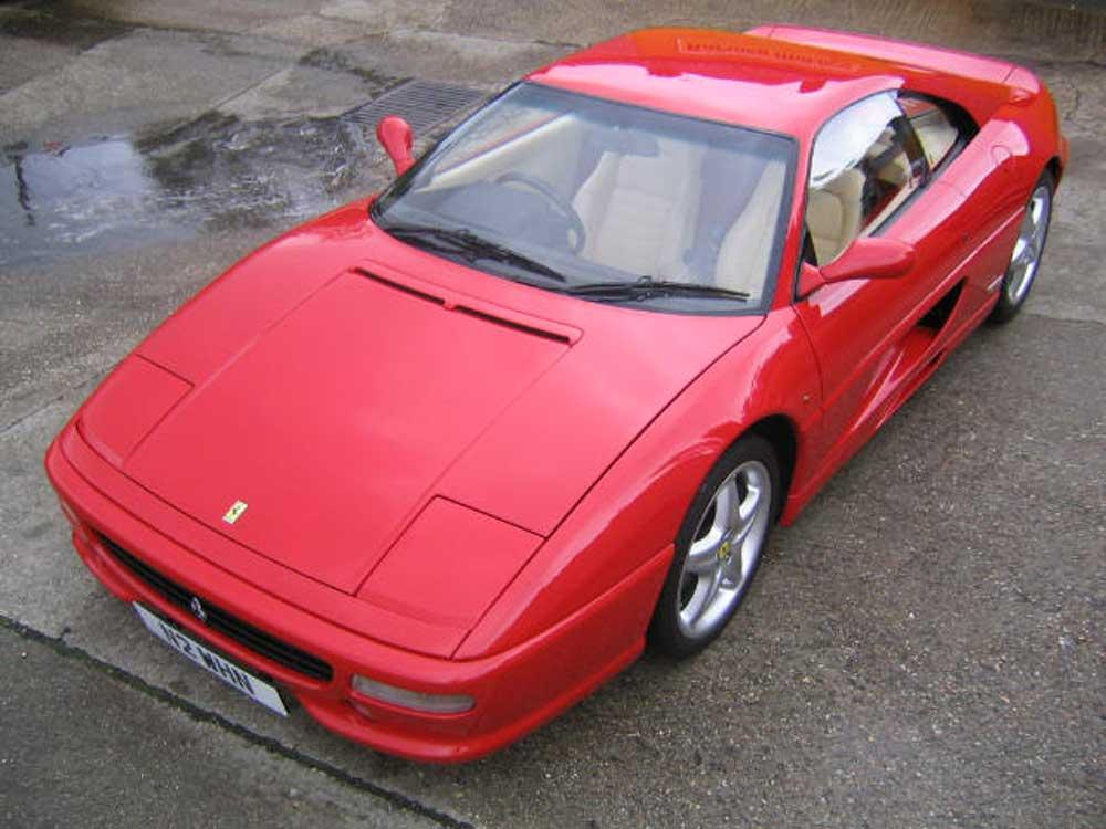 1996 Ferrari 355 Berlinetta