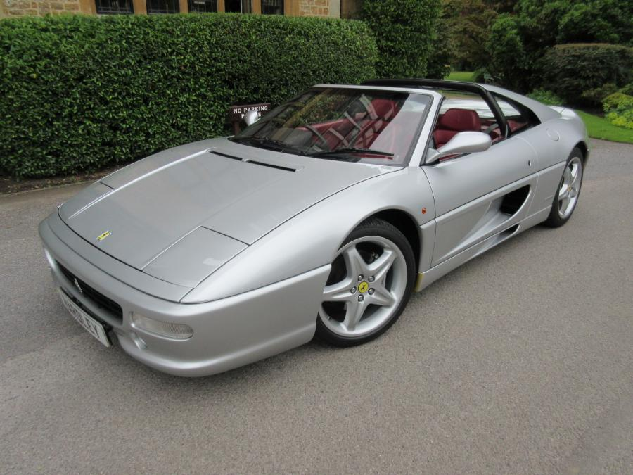 1999 Ferrari 355 GTS manual -unique colour combination