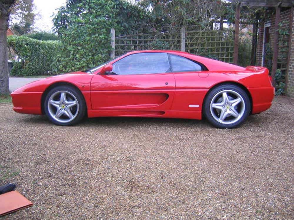 1996 Ferrari 355 Berlinetta-Spoken for-Another urgently required