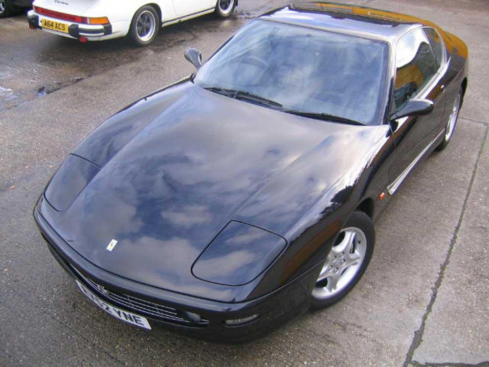 2002 Ferrari 456 M GTA