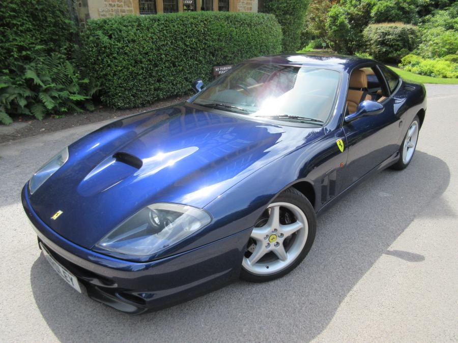 1999 Ferrari 550 Maranello -one of just 83