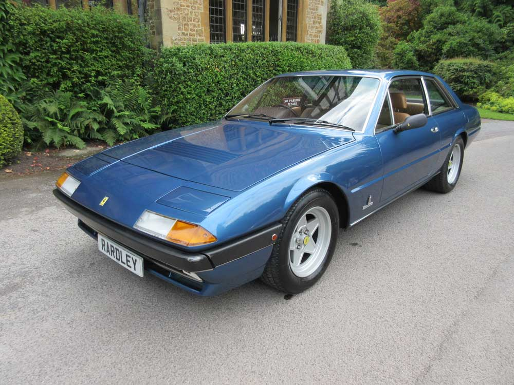 SOLD-ANOTHER REQUIRED 1984 Ferrari 400i auto
