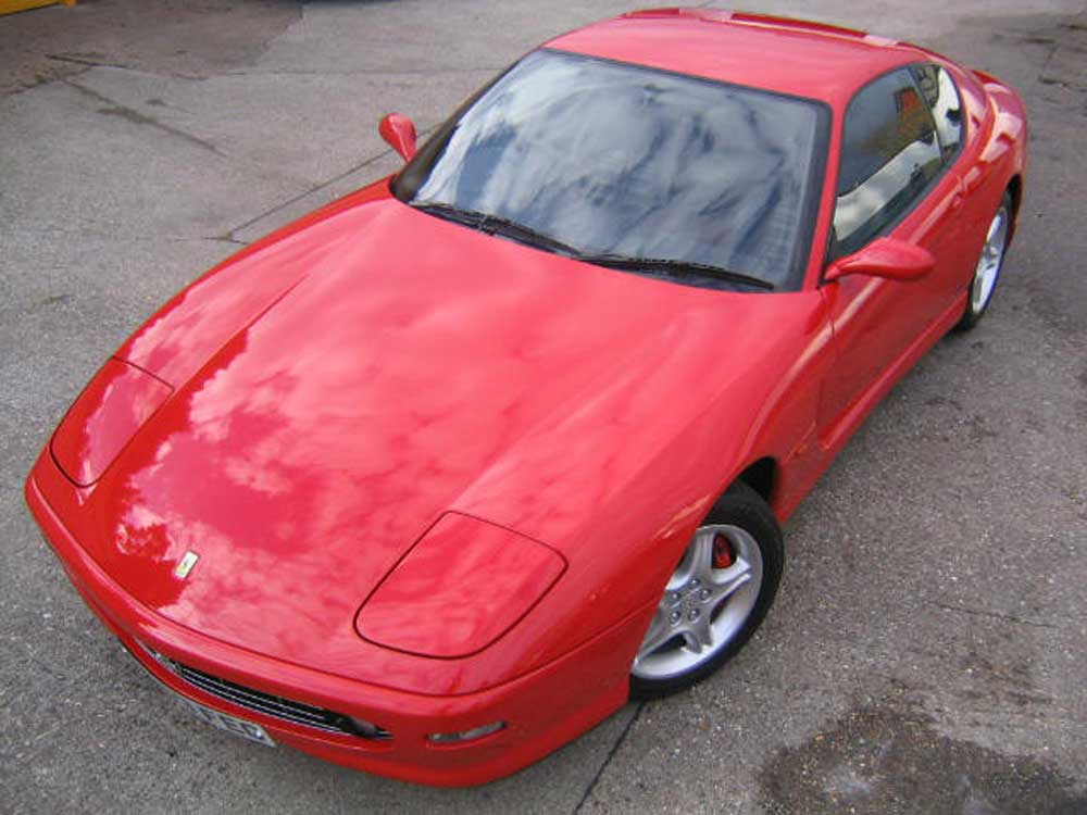2003 Ferrari 456 Modificato six speed MANUAL