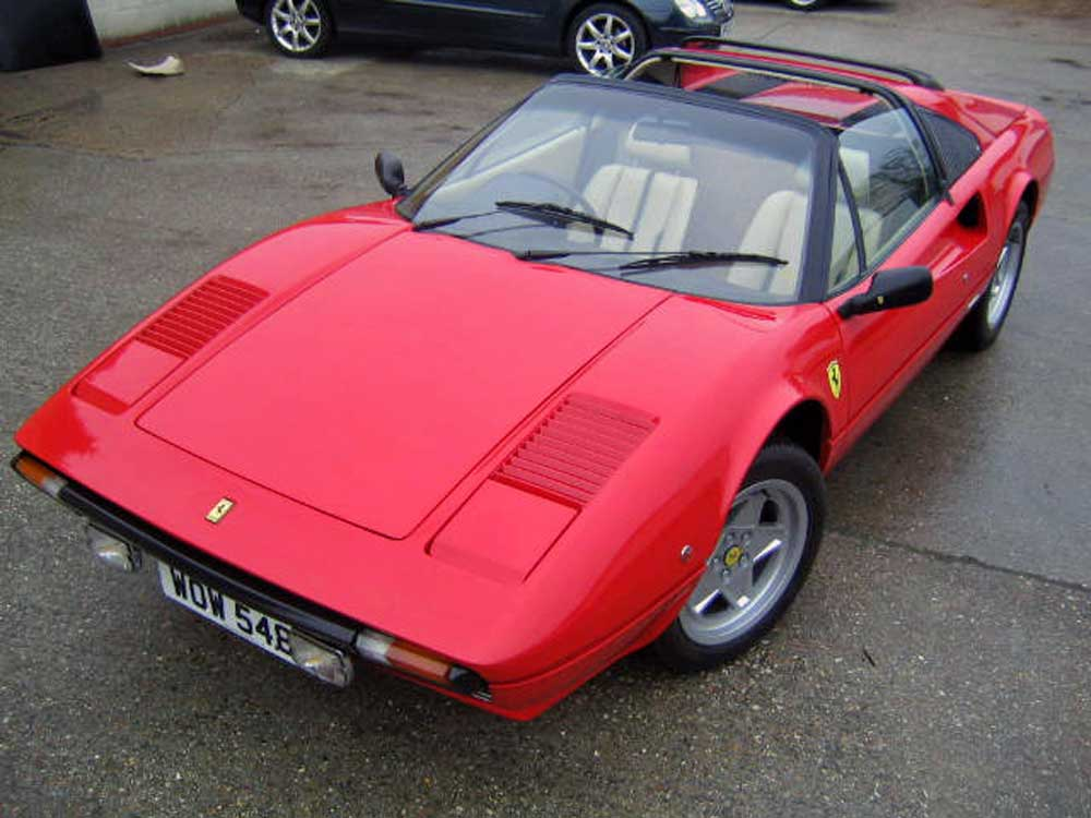 1979 Ferrari 308 GTS SPOKEN FOR-ANOTHER REQUIRED