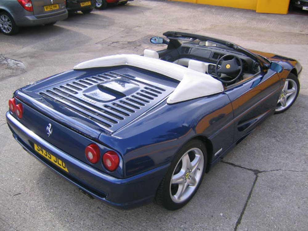 1998 355 F1 Spider