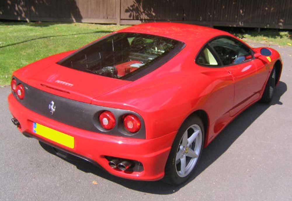 1999 Ferrari 360 F1 Modena -�44,990
