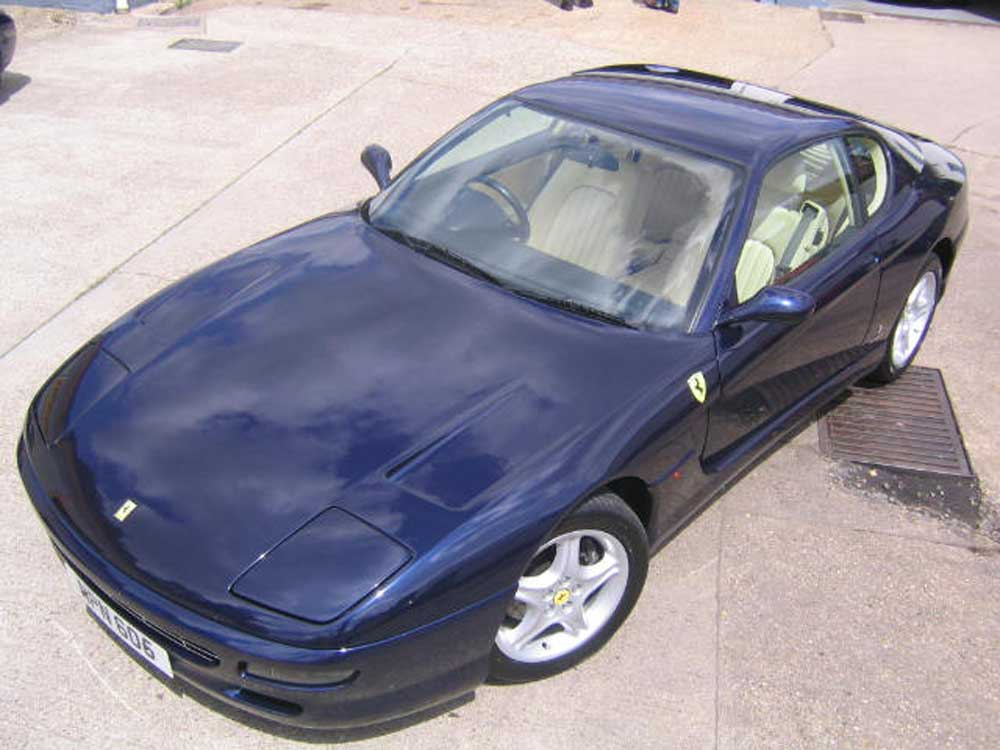 1994 Ferrari 456 GT Spoken for-