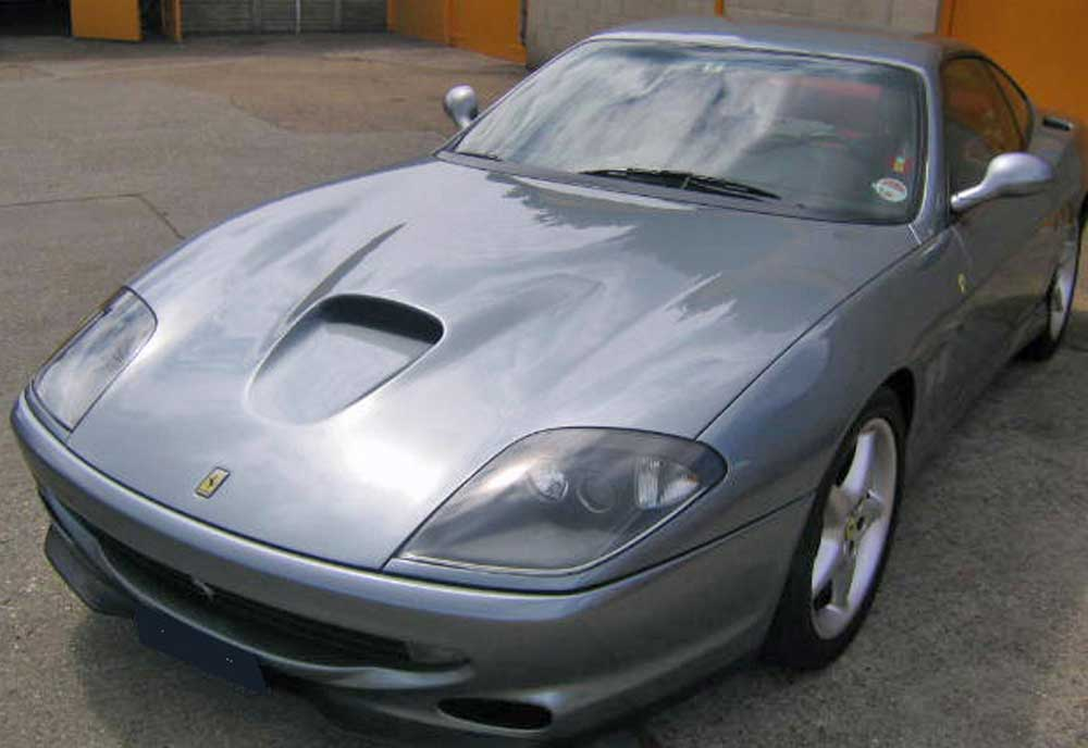 LEFT HAND DRIVE 1997 550 Maranello-Arriving shortly