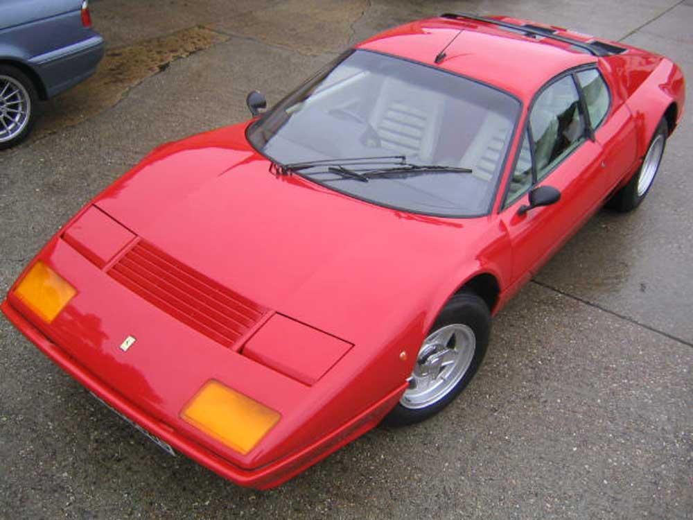 1977 Ferrari 512 BB-SOLD