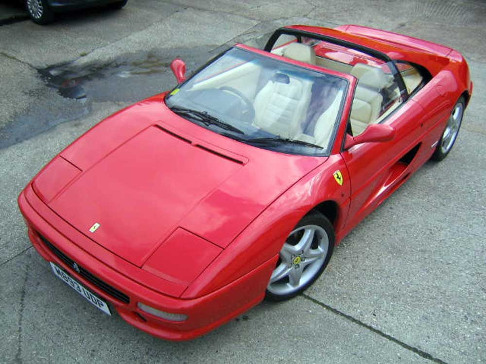 1995 355 GTS -SOLD