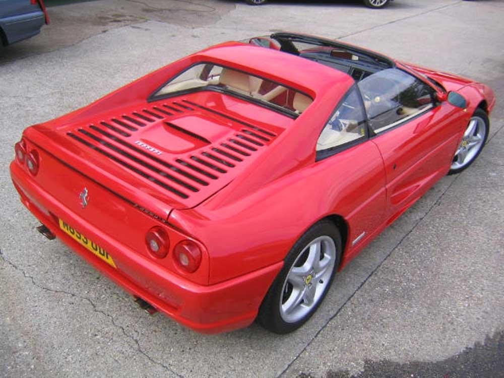 1995 355 GTS