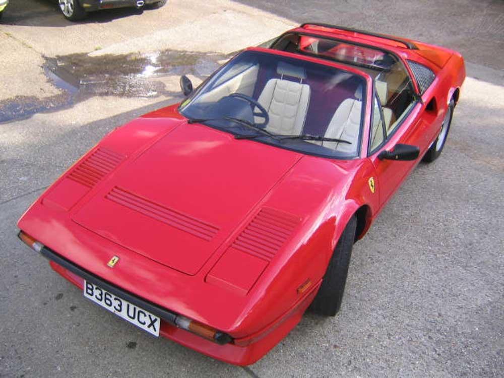 1984 Ferari 308 GTS QV