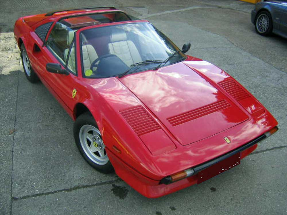 1984 308 GTS QV -SOLD