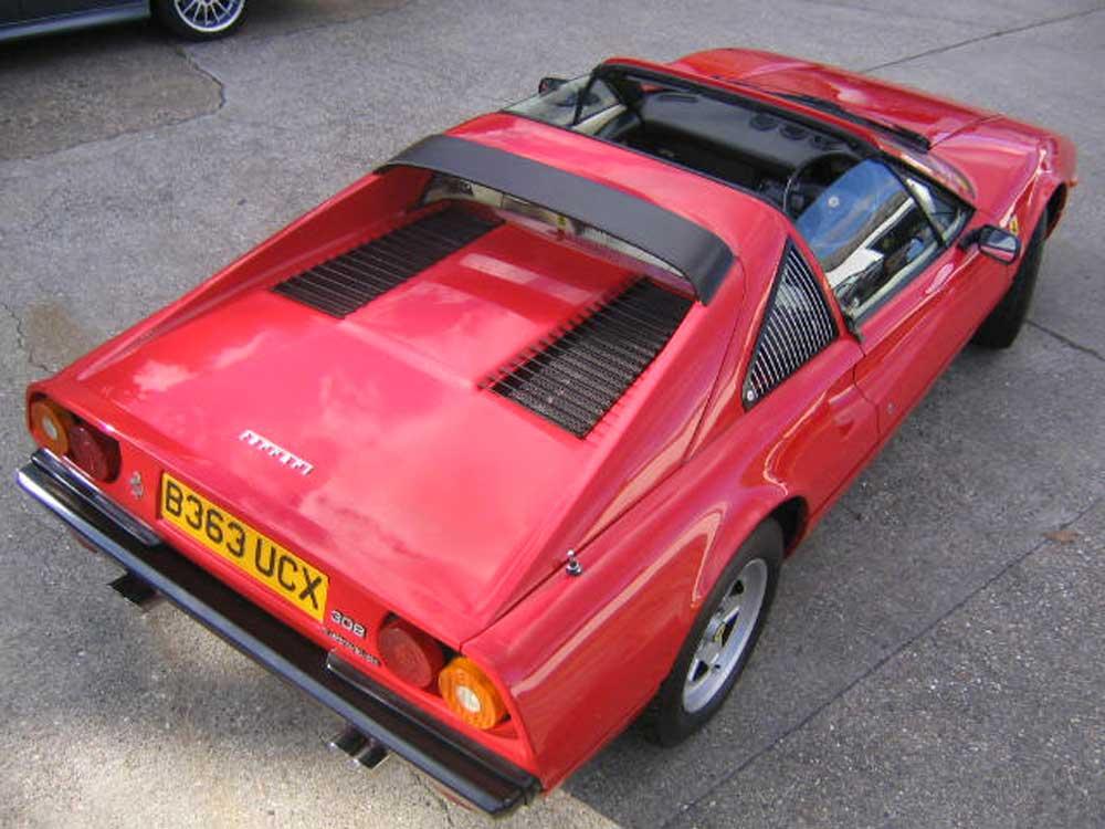 1984 308 GTS QV